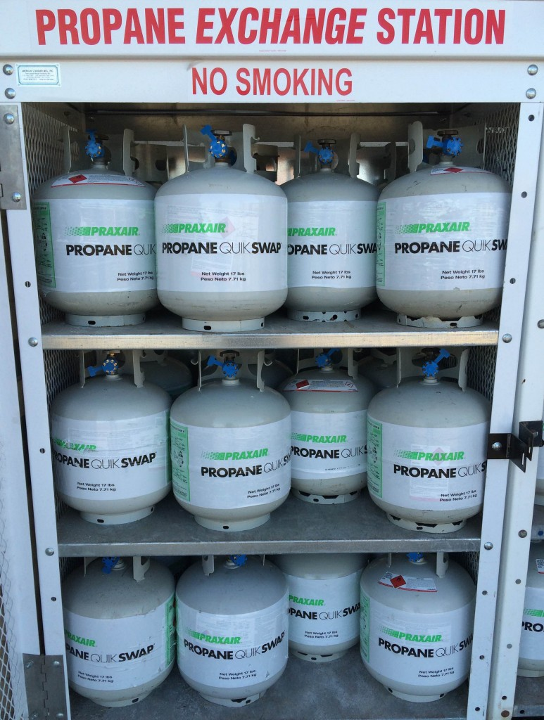 Propane Exchanges