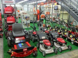 Small Engine Shops - Toro and Honda