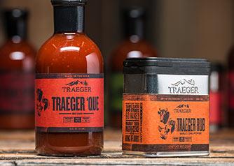 Traeger Pellet Grills Shop Sauces & Rubs | FELDMANS FARM & HOME